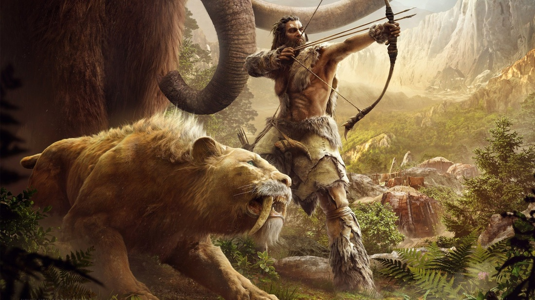 Far Cry Primal Bow, Mammoth