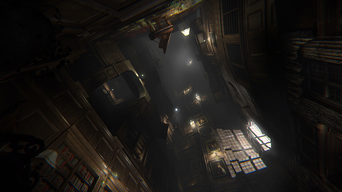 Library Layers of Fear