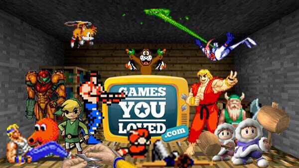 GamesYouLoved Interview by thegebs24