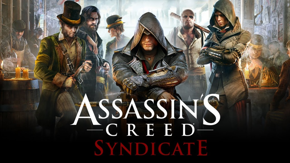 Assassins Creed Syndicate promotional screen