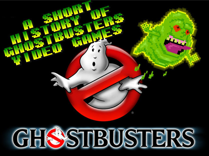 Ghostbusters a Short history of Ghostbusters videogames