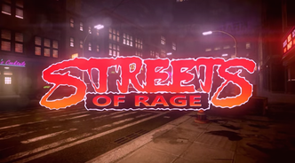Streets of rage 3D remake