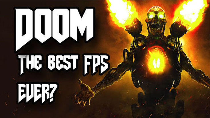 DOOM: The best FPS ever?
