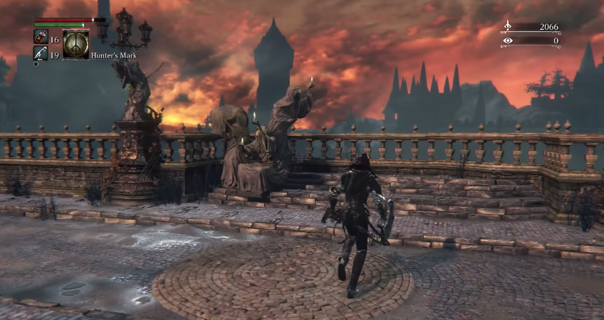 Bloodborne first impressions