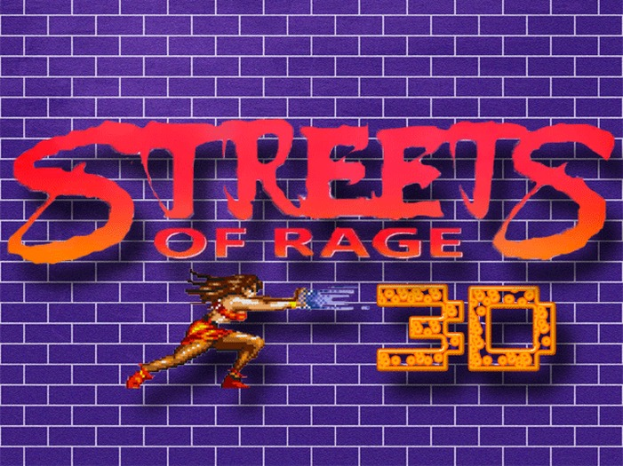 Games we never knew Streets of Rage 3D