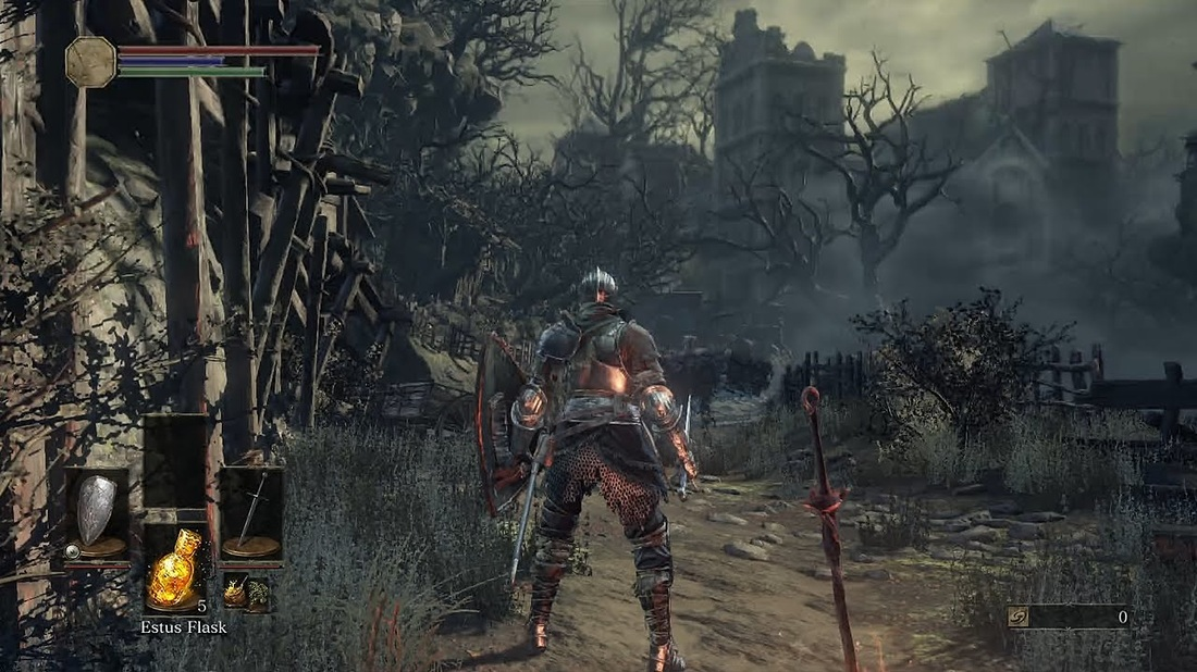 Knight Dark Souls III