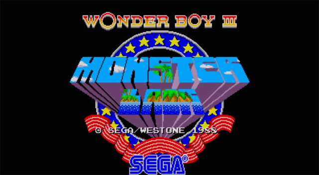 Wonder 3 Monster Lair retro review