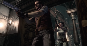 Resident Evil remastered review