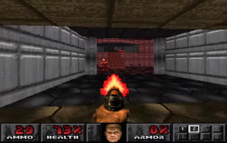 Doom reviews Playstation1