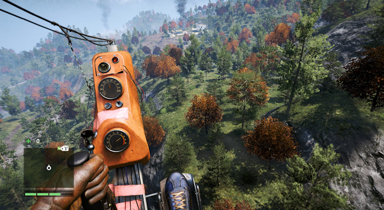 Far Cry 4 review PS4
