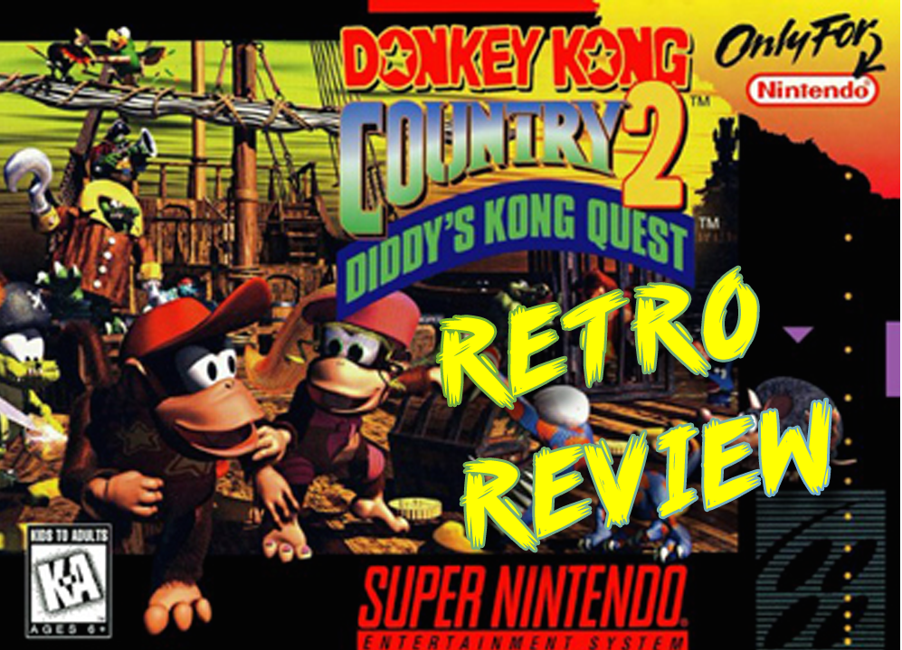 Donkey Kong Country 2 - Diddy Kong's Quest