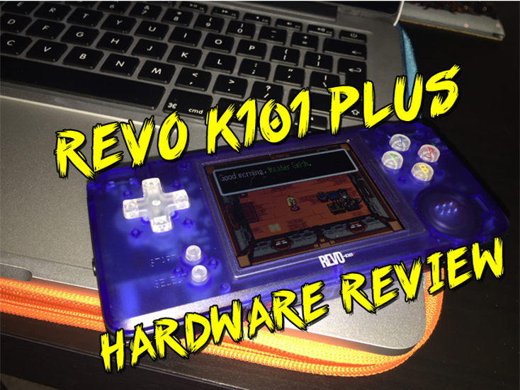 Revo K101 Plus Hardware review