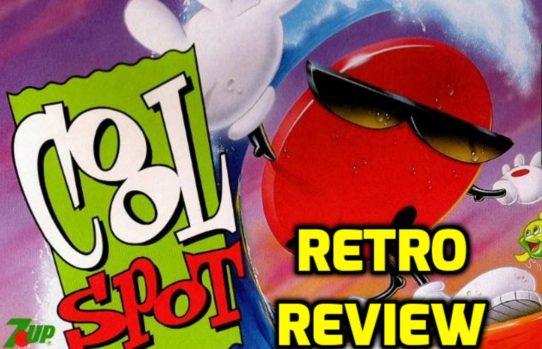 Cool Spot Retro Review