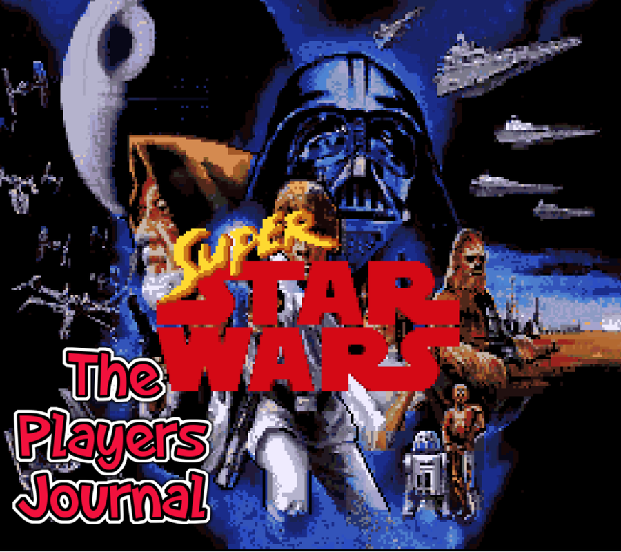 Super Star Wars the Players Journal
