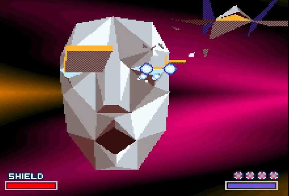 Star Fox Boss