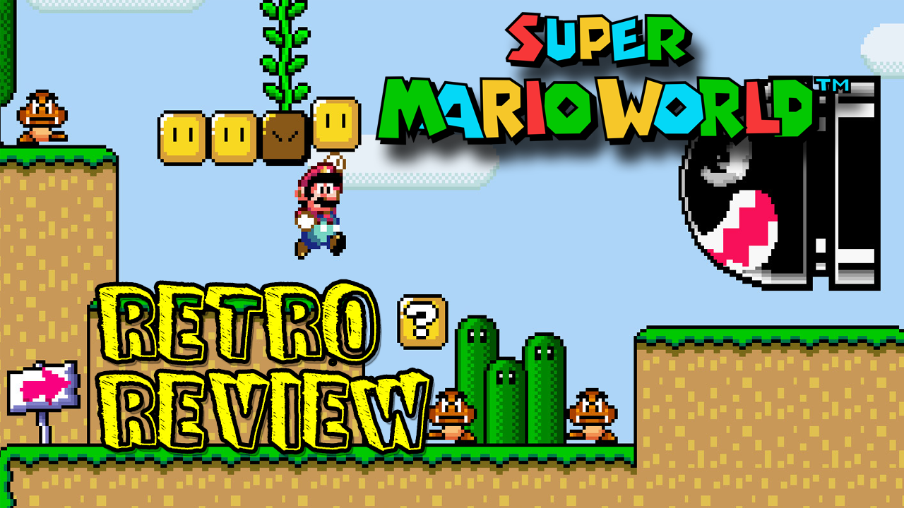 Super Mario World Review (SNES)