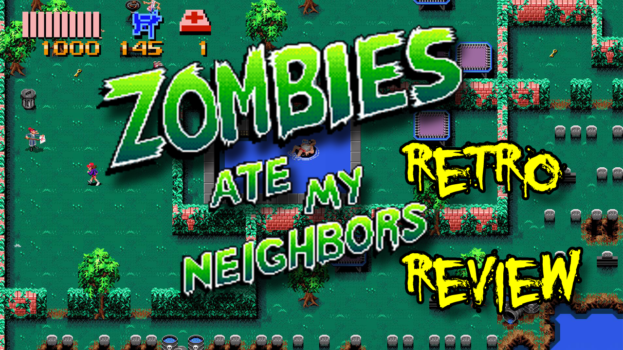 Zombies (SNES) Retro Review